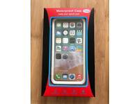 iPhone X case, waterproof, shock proof