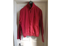 Genuine Vintage Ralph Lauren Red Harrington Jacket