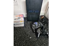 Ps2 and 7 games