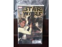 Star Wars #001 Rare Variant Cover