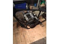Yamaha xj 650 complete engine