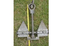 Anchor - Danforth Style - suitable for 20 to 30ft boat