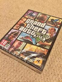 Grand Theft Auto V (GTA V) for PC (unopened)