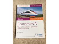 Economics A Student Guide Theme 1