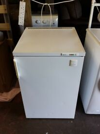 550mm wide electrolux under counter freezer