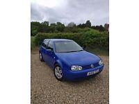Mk4 Volkswagen GOLF MK4 PD GT TDI (130BHP) 2002 - ***Long MOT and recent service***