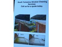 Professional domestic and commercial window cleaning, 07708197634 fascia and guttering