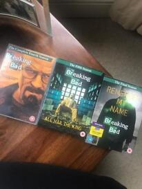Breaking Bad TV Series - 4th, 5th and Final Series