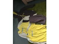 Brownie uniform and girls jackets