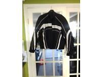 Frank Thomas Aquapore motorcycle jacket