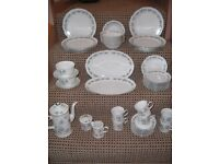 Dinner and Coffee Service (44 Pieces)