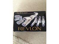 Revlon 7 Day multi- styler for sale