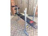 Pro Power gym bench