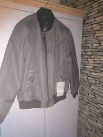 New and unworn motorcycle scooter bike armoured jacket size XL