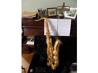Yamaha YTS-62 04 - Tenor Saxophone - Gold Lacquer