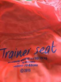 Zoggs swim seat 12-18 mths