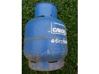Calor Gas 4.5 kg Empty Bottle For Exchange