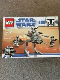 STAR WARS CLONE WALKER BATTLE PACK LEGO