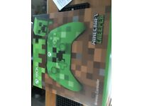 Brand new Xbox one s minecraft controller