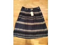 Brand new Monsoon skirt with tags on