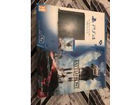 1tb PS4 with 7 games. With box etc
