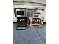 Filter Coffee Machine with all parts including