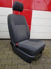 VW T5 T6 Passenger seat