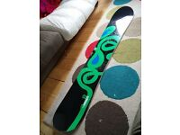 Burton Custom 151 Snowboard