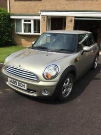 Very low mileage Mini One For sale