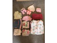 Baby Girl Bundle - 28 items - Fab Cond