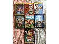 DVDS - DISNEY , MARVEL, BOXSET AND OTHERS