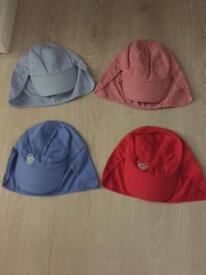 New School sun hats from Tu 50p each