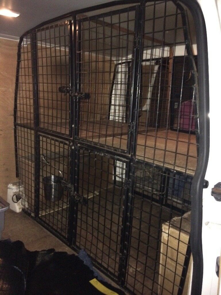 Dog Cages To Fit Vw Transporter T4 Or T5 Van In