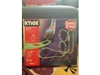 Knex light up looping rollercoaster