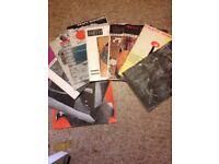 Vintage magazine collection. Craft magazines. Vintage magazine job lot.