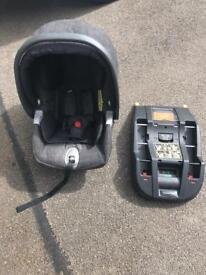 Primo Viaggio IP car seat and isofix