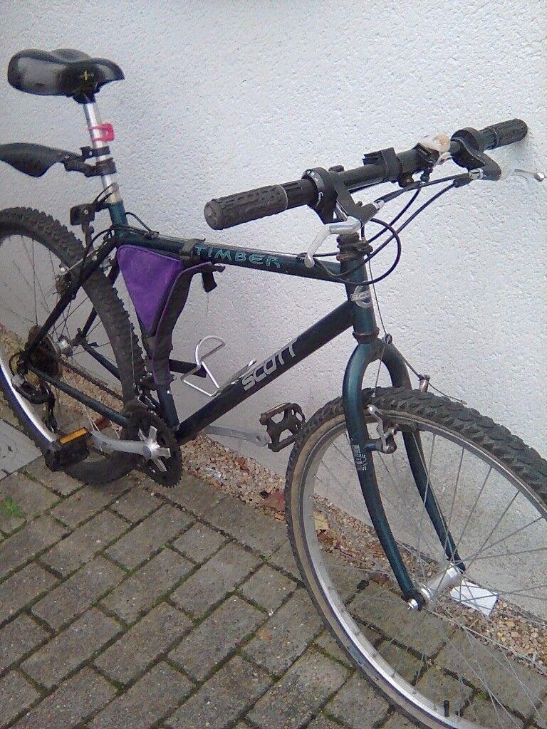 Scott Adults mountain bike