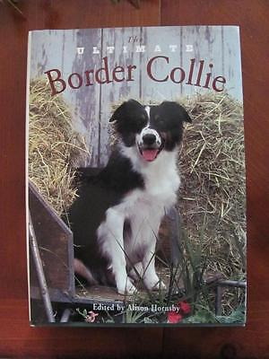 The Ultimate Border Collie Dog Alison Hornsby c1998 HC Book Illustrated/Photos++