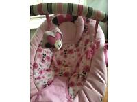 Minnie Mouse Baby Bouncer
