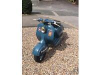 LAMBRETTA LD150 1958 MK3