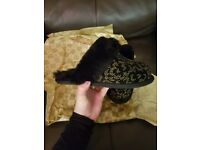 Brand new Ugg slippers - black and gold UK3.5