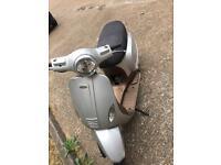 Lintex 125cc quick sale