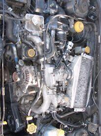 Impreza WRX 93-98 EJ20 20 Turbo Engine