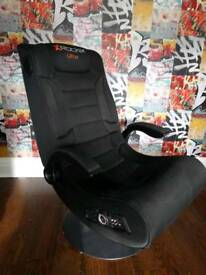 Gaming Chair X Rocker Ultra