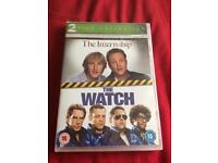 The internship and the watch. Duel DVD