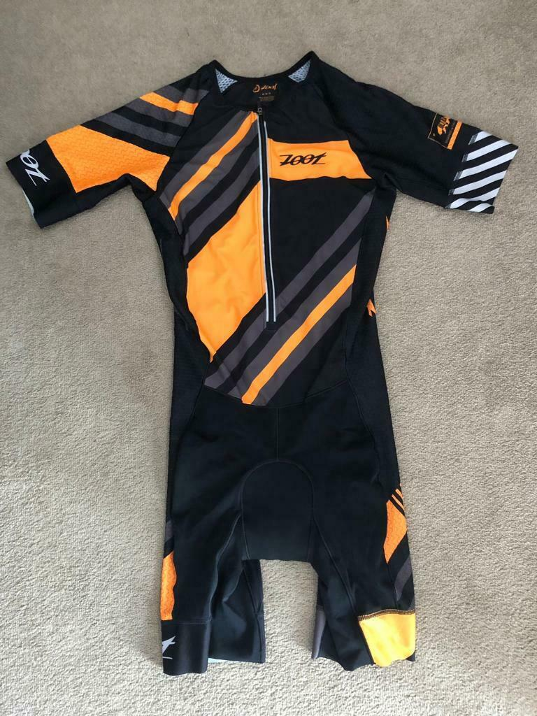 Men's Medium Zoot Tri Suit Triathlon Suit | in Falmouth, Cornwall | Gumtree