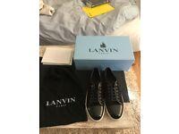 Lanvin sneakers uk 9