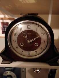 Selection of antique clocks