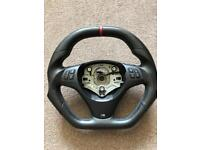 BMW e92 steering wheel