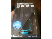 Gecko Bluetooth speaker for sale